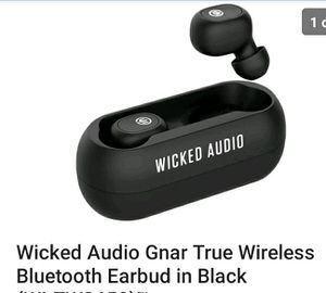 Wicked gnar earbuds for Sale in Clearfield, UT