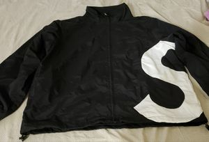 Supreme S Logo Track Jacket Size XL for Sale in Fairfax, VA