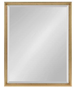 NEW! Kate & Laurel Calter Rectangle Gold Wall Mirror - Retail: $79 for Sale in Columbus, OH