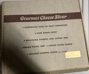 Cheese cutter for Sale in Somonauk, IL