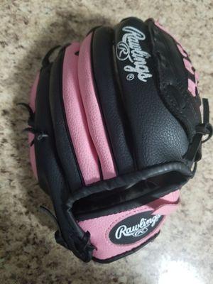 Pink baseball glove for Sale in Hialeah, FL
