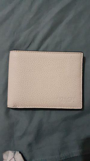 Coach wallet (mens) for Sale in Wichita, KS
