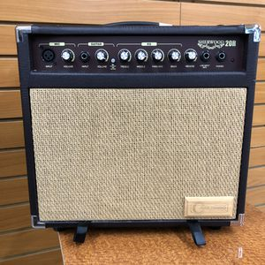 Carlsbro Sherwood 20R Acoustic Guitar Combo Amplifier 20W with Reverb for Sale in Pompano Beach, FL