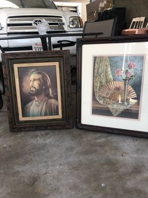Art pictures frame kitchen living room decor decoration for Sale in Paramount, CA