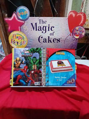 Cake catalog for Sale in Pomona, CA