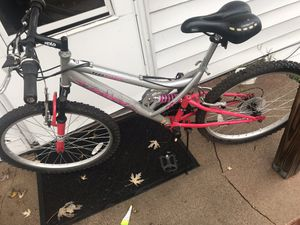 Girl huffy bike -great condition, gel seat for Sale in Wausau, WI