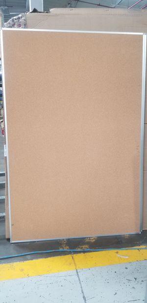 6 x 4 new cork board for Sale in E RNCHO DMNGZ, CA