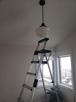 Ceiling light chandelier for Sale in Seattle, WA