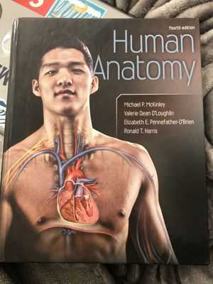 Human anatomy book for Sale in Seaside, CA