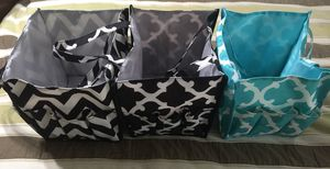 Cute totes, purses, bags for sale (Chevron, Trellis Patterns) for Sale in Modesto, CA