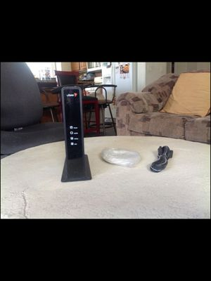 Cable Modem/Router for all cable internet providers. for Sale in Las Vegas, NV