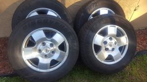 Toyota tundra wheels for Sale in Atlanta, GA