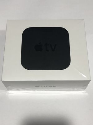 Apple TV 4K 32gb *BOX ONLY* for Sale in Hanover Park, IL