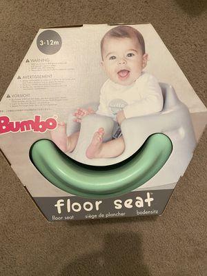 Bumbo floor seat for Sale in Stockton, CA
