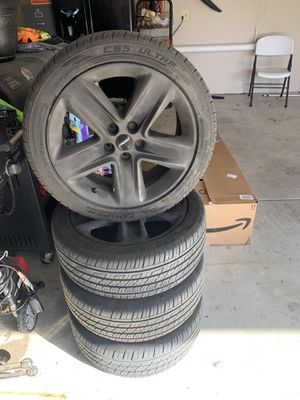 Sport rims and tires for Sale in Canton, MI
