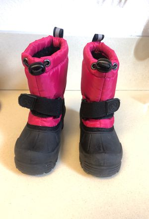 Snow boots kids / snow / boots for Sale in Montclair, CA