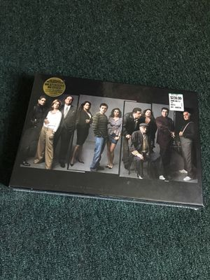 The Sopranos Completes series DVD Set (Sealed) for Sale in Wilmington, CA