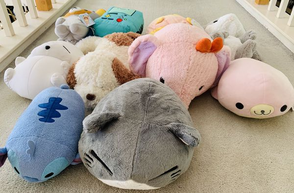Various Cute Plushies