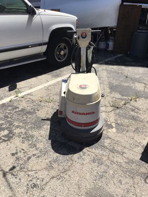 "Advance upright floor scrubber 20"" disk for Sale in Los Angeles, CA"
