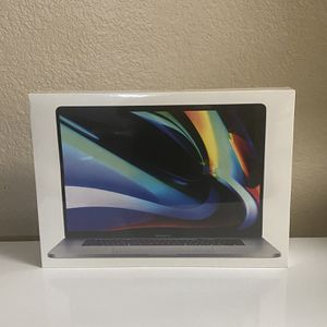 New Apple MacBook Pro (16-inch, 16GB RAM, 1TB Storage, 2.3GHz Intel Core i9) - Space Gray (Sealed And Brand New) BEST OFFER WINS!!! for Sale in Glendale, AZ