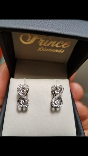 Show her some love with these Diamond Earrings for Sale in Atlanta, GA