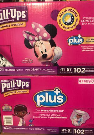 Huggies Pull-Ups for Sale in Riverdale, GA
