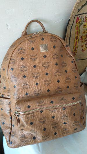 MCM Stark Visetos Backpack 3268G for Sale in West Hollywood, CA