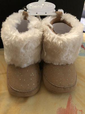 Infant girl boots for Sale in Philadelphia, PA