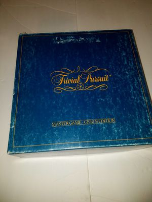 Trivial Pursuit vintage 1981 board game for Sale in East Wenatchee, WA