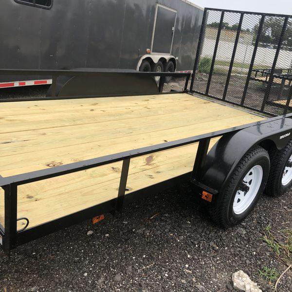 ATV HAULER 7x16TA