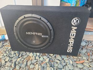 Memphis subwoofer for Sale in San Diego, CA