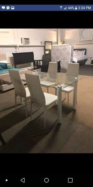 Brand New 5pc. Dining Table Set for Sale in Austin, TX
