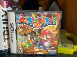 Nintendo DS Mario Party game for Sale in Chula Vista, CA