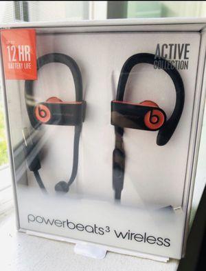 Wireless headphones Beats powerbeats3 for Sale in Los Angeles, CA
