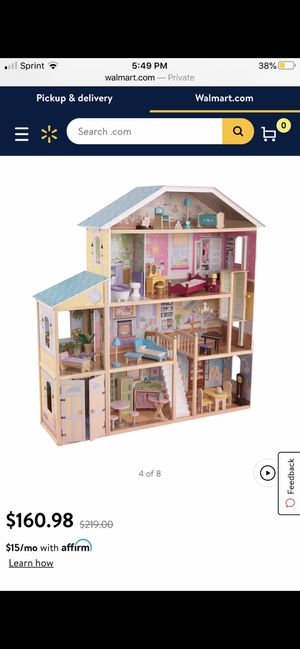 Doll House / Toy House for Sale in Orlando, FL