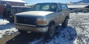 1996 ford bronco for Sale in Dubois, WY