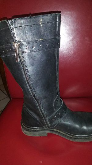 Women's Harley Davidson boots for Sale in Irving, TX