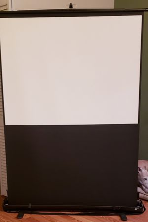 Portable professional projector screen for Sale in Woodland Hills, CA