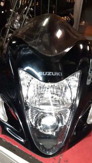 2008 and up Suzuki Hyabusa complete front clip for Sale in Danville, CA