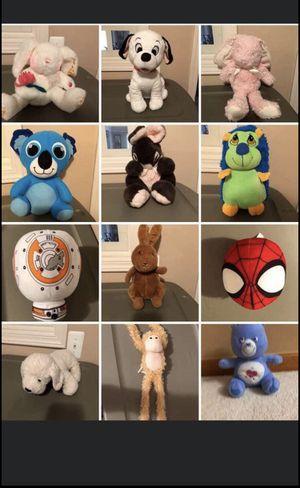 Stuffed animals / plush toys for Sale in Novi, MI