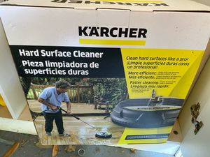K'a'rcher hard surface cleaner for Sale in Oakland, CA