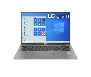 LG gram 17'' Ultra-Lightweight Laptop with 10th Gen Intel® Core™ Processor w/Intel Iris® Plus® for Sale in Duluth, GA