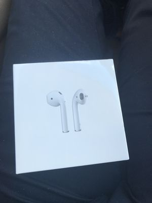 Brand new factory sealed AirPods 2nd generation for Sale in Mableton, GA