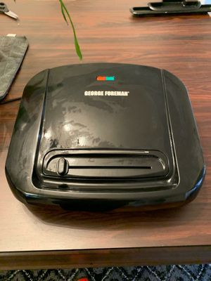 Foreman grill 6-serving for Sale in Chesapeake, VA