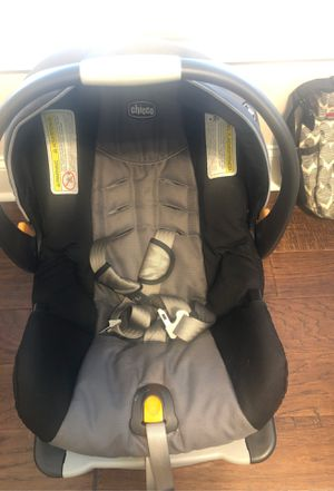 Chico Key Fit Baby Car Seat! for Sale in Fairburn, GA