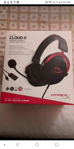 Gaming Headset for Sale in Bismarck, ND
