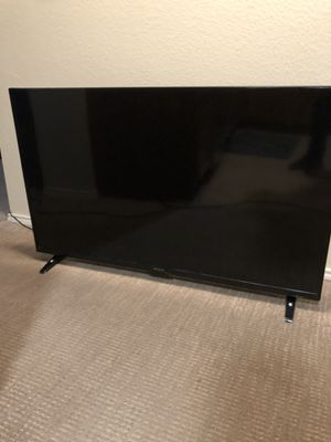 50 inch Westinghouse smart TV with remote and power cord for Sale in Austin, TX