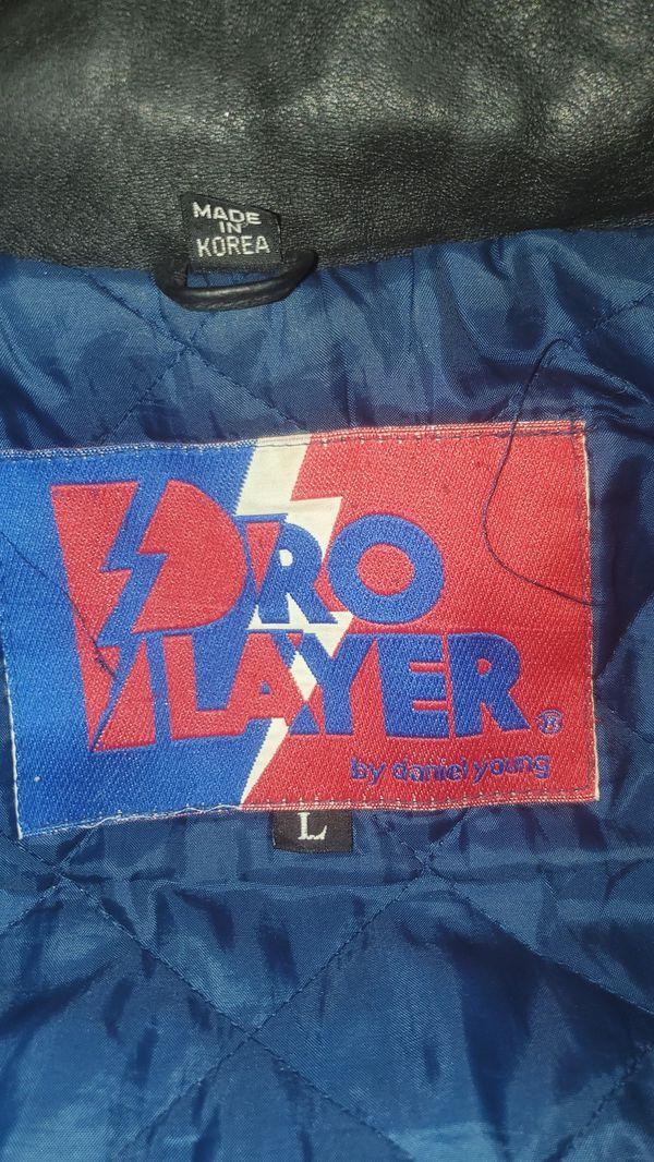 Dallas Cowboys leather jacket