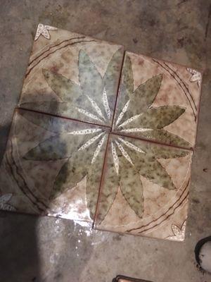 Set of 4 12/12 tiles for Sale in Ada, OK