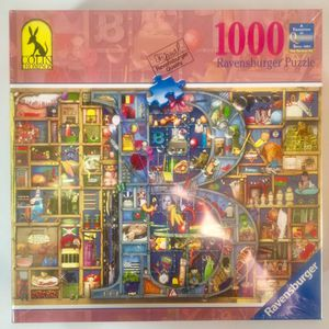 Ravensburger 1000 Piece Puzzle (no. 82 463 2) for Sale in Portland, OR